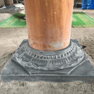 Chân Tảng Đá Kê Cột