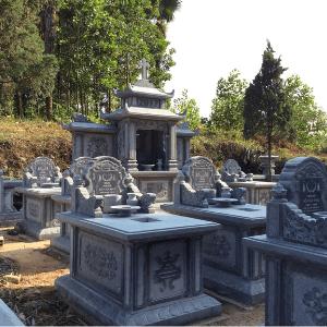 Xây dựng khu lăng mộ đá dòng họ Vũ - Võ tại Hải Phòng