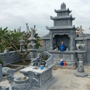 Hoàn thiện Khu Lăng Mộ Đá Đẹp tại Nam Định
