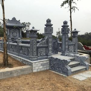 Khánh thánh công trình khu lăng mộ đá trong Vũng Tàu