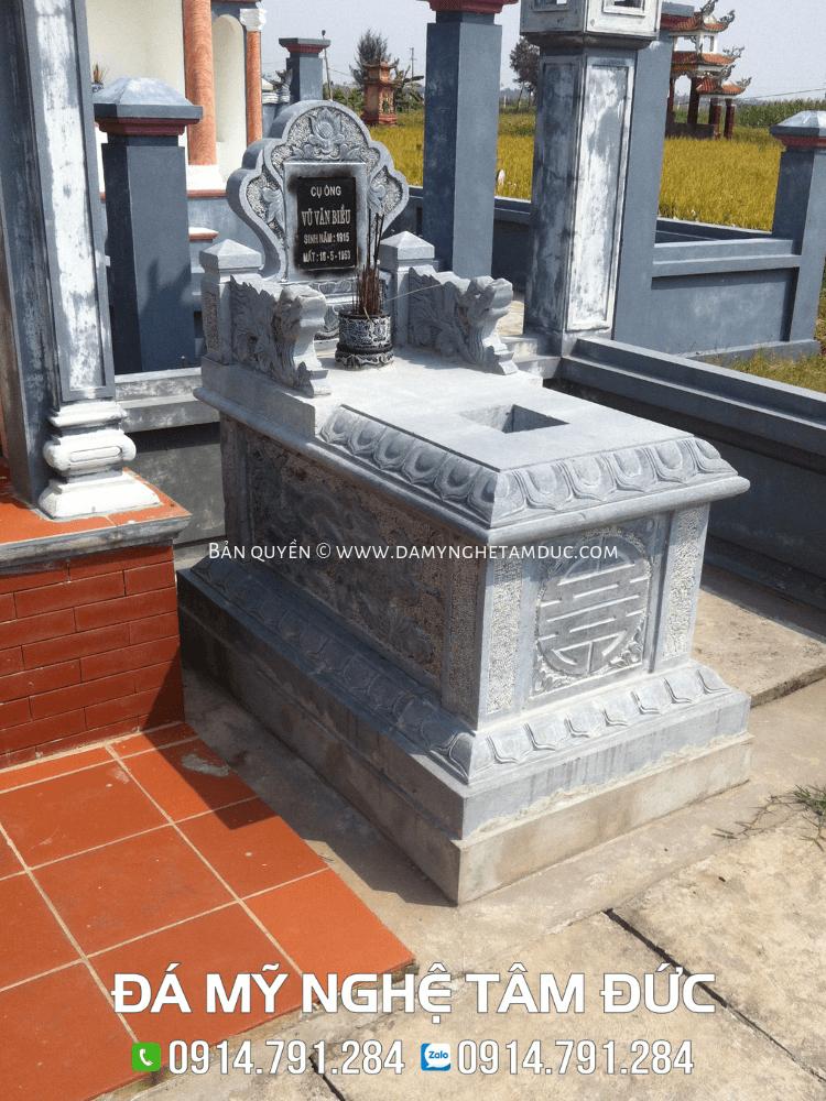 lăng mộ đá