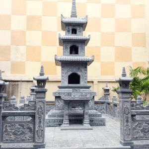 Khánh thành Lăng Mộ Tháp tại Chùa Ninh Vân, Ninh Bình